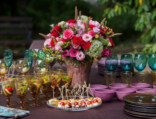 Catering feste di compleanno