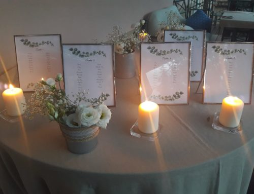 Tableau de mariage: A cosa serve?Come  semplificare l'assegnazione dei ospiti a tavola?