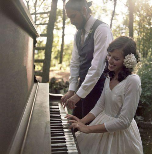 la musica al matrimonio