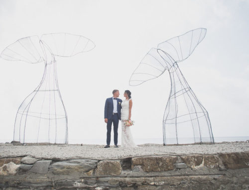 Destination wedding: la bellissima storia d'amore di Inga e Zydrunas