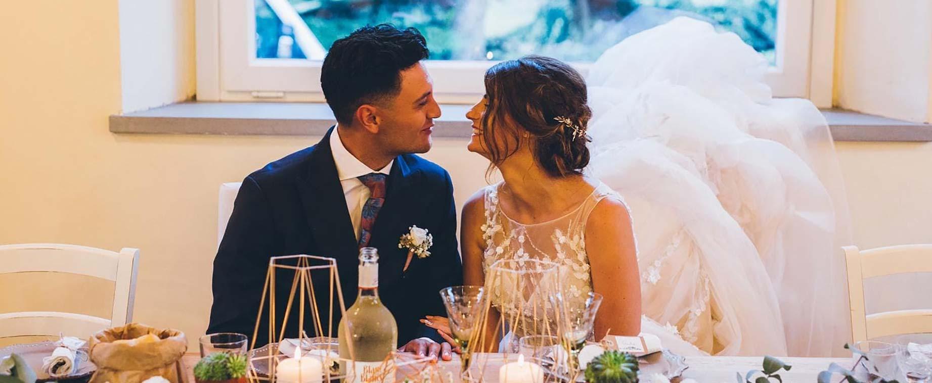 Wedding Portofino Cecilia and Mikah