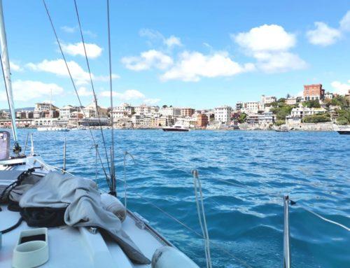 Sorpresa#4: Giornata in barca a vela