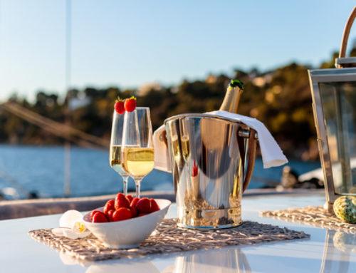 Sorpresa #1: serata romantica in uno Yacht